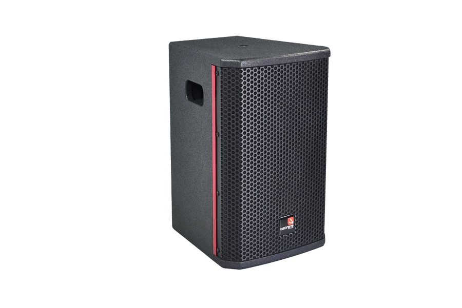 Tecnare E8 Full Range Speaker, right Side
