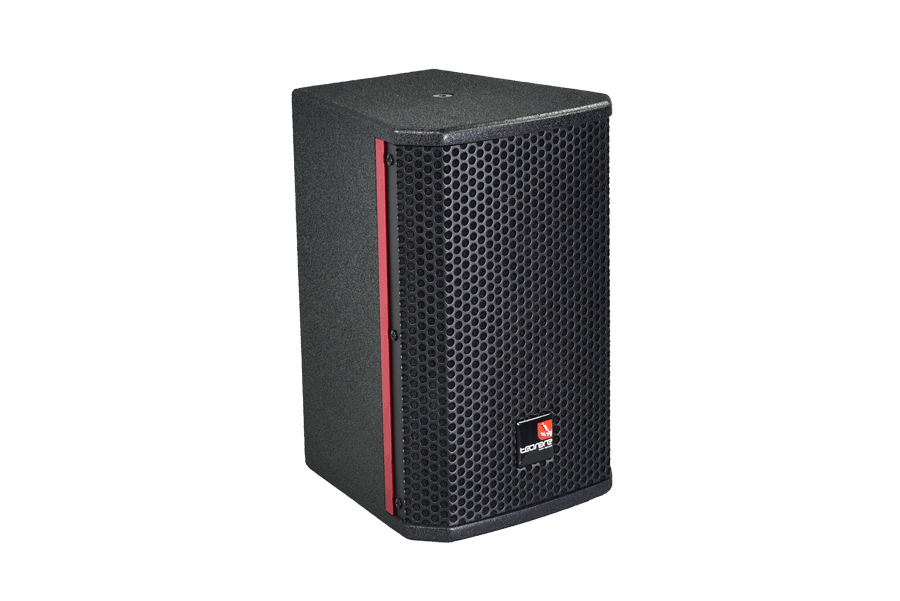 Tecnare E6 full range loudspeaker, right view