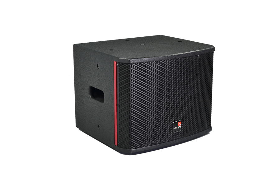 Tecnare ESW110 Mini Subwoofer, right view