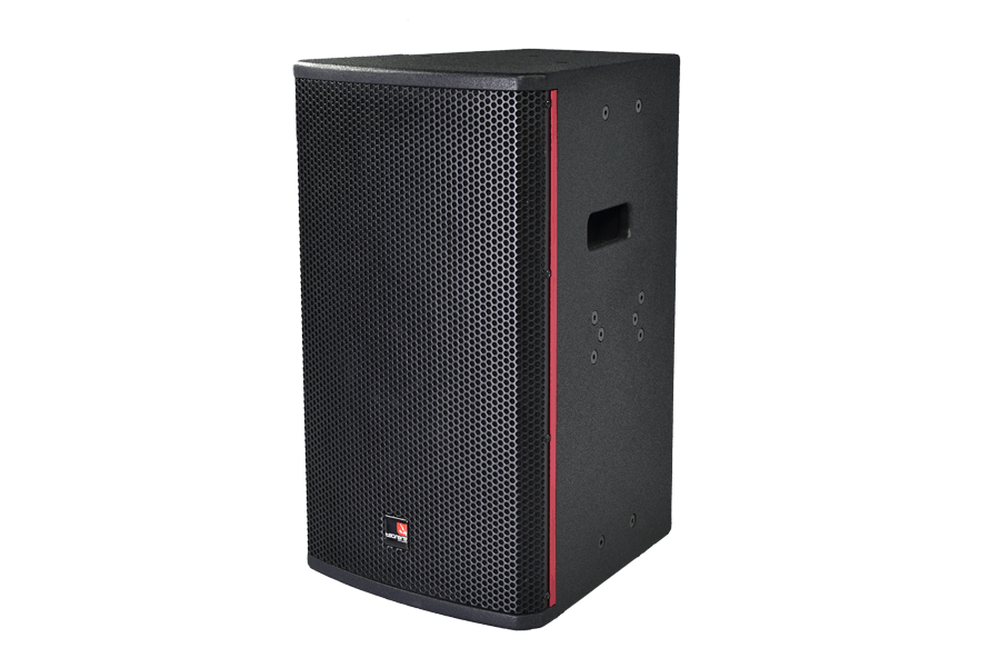 Tecnare E12 Full Range Loudspeaker, left view