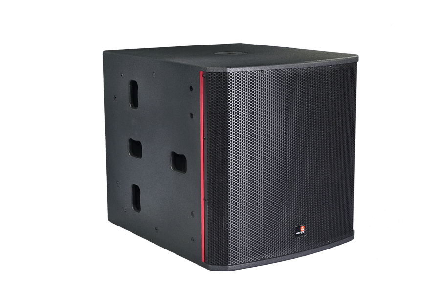 Tecnare ESW118 Subwoofer, Right view