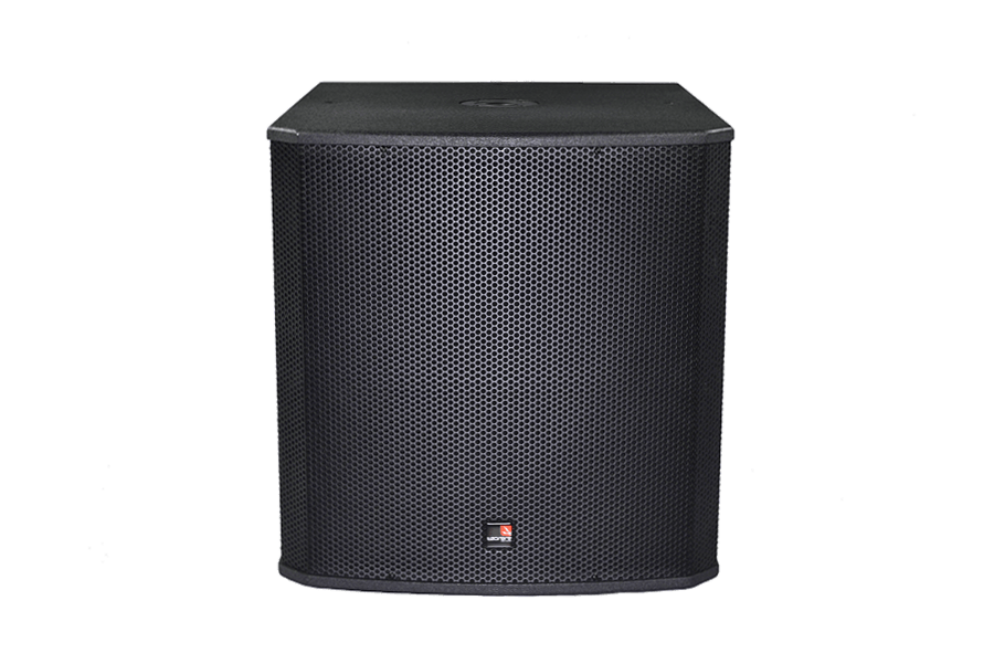 Tecnare ESW118 Subwoofer, front view