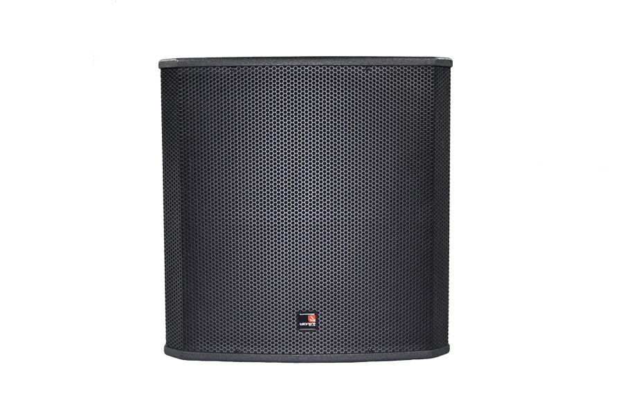 Tecnare ESW118 Subwoofer, front perspective