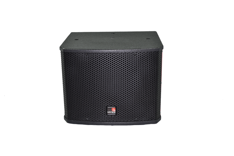 Tecnare ESW110 Mini Subwoofer, front view