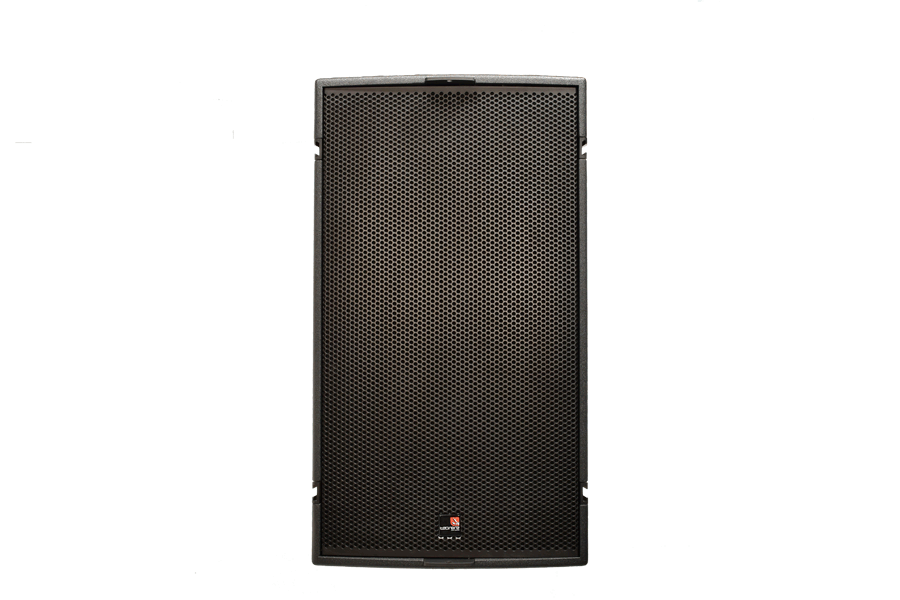 ALIS 15 POINT SOURCE LOUDSPEAKER, FRONT