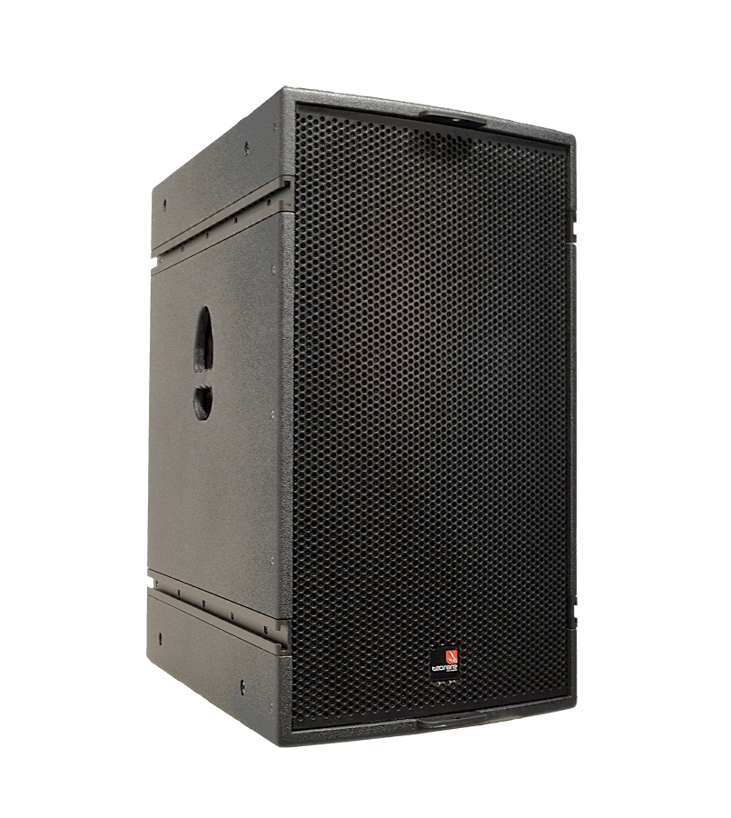 Tecnare ALIS12 Point Source Loudspeaker, right view