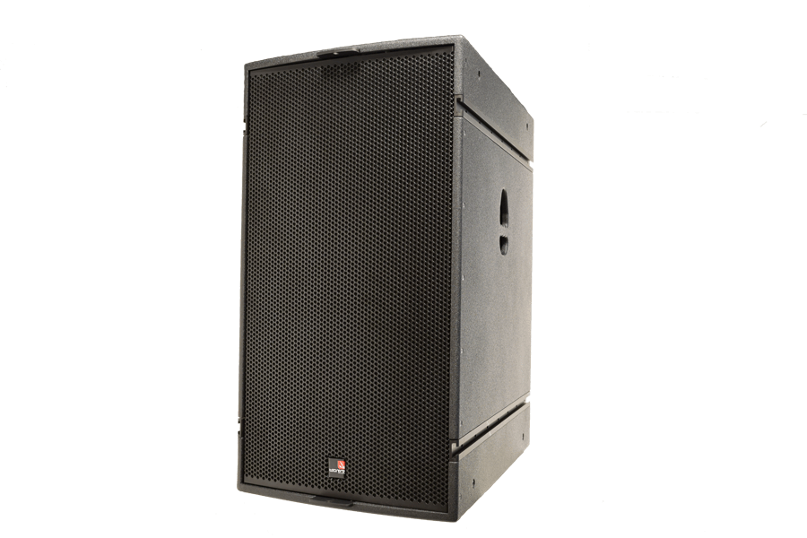 ALIS 15 POINT SOURCE LOUDSPEAKER, LEFT