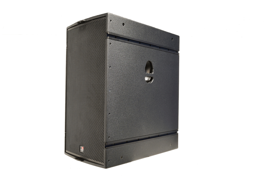 ALIS 15 POINT SOURCE LOUDSPEAKER, LEFT SIDE