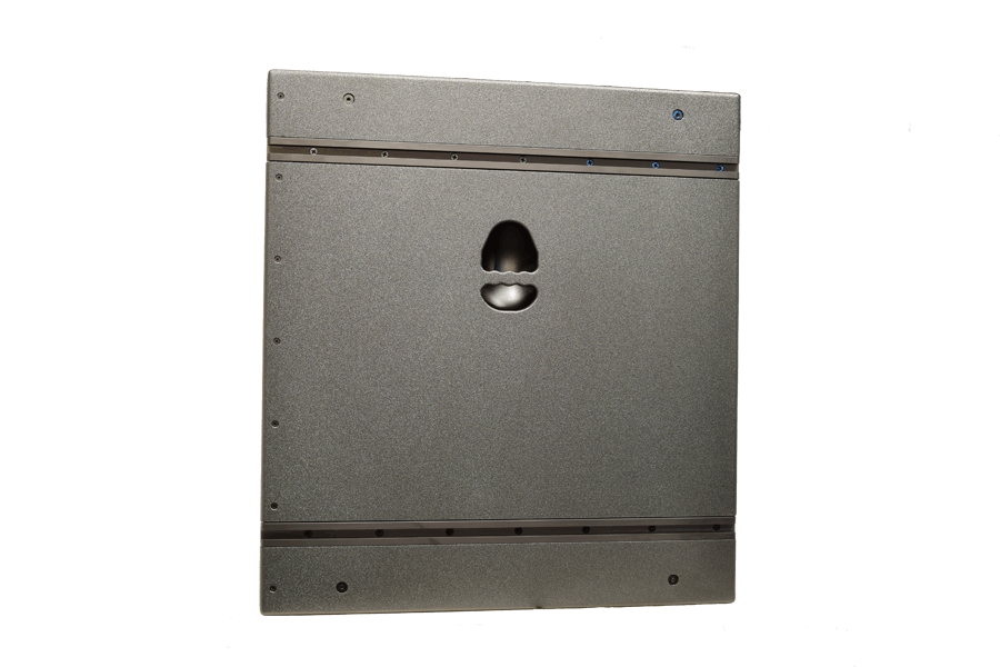 ALIS 15 POINT SOURCE LOUDSPEAKER, LATERAL VIEW