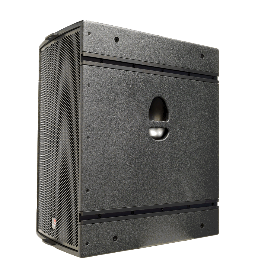 Tecnare ALIS12 Point Source Loudspeaker, left view