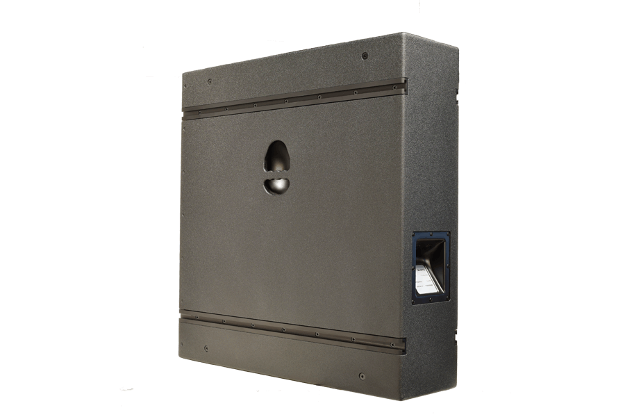 ALIS 15 POINT SOURCE LOUDSPEAKER, LEFT BACK  VIEW