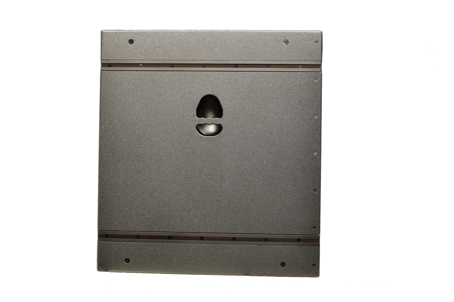 ALIS 15 POINT SOURCE LOUDSPEAKER, RIGHT LATERAL VIEW