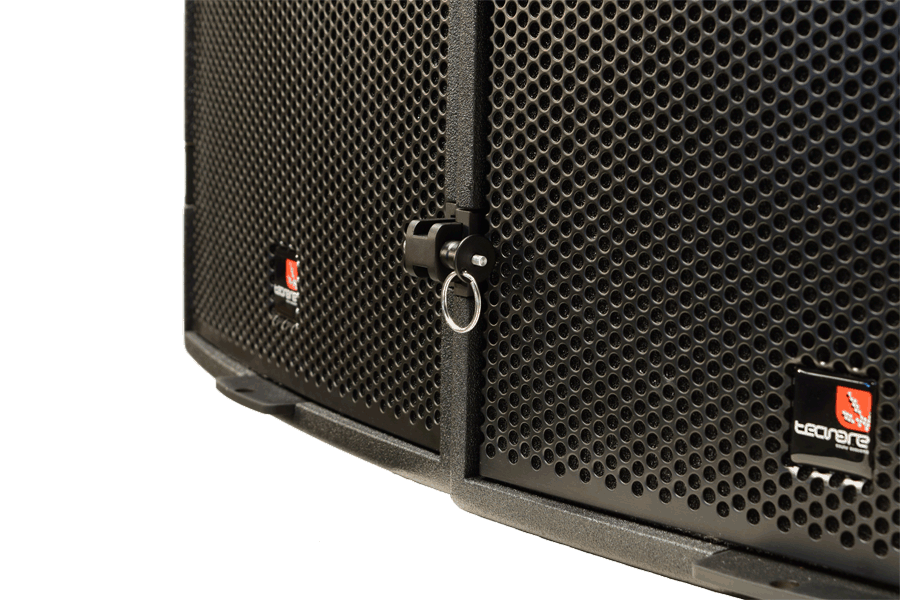 Tecnare ALIS12 Point Source Loudspeaker, detail