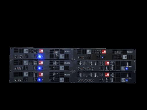 PA Series Analog Amplifiers