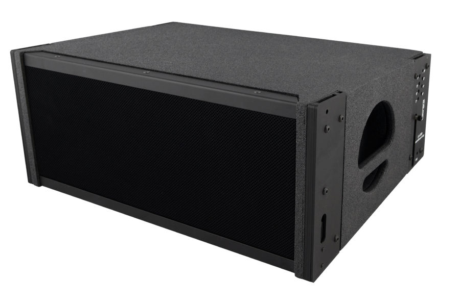 tecnare cla208 line array, right view