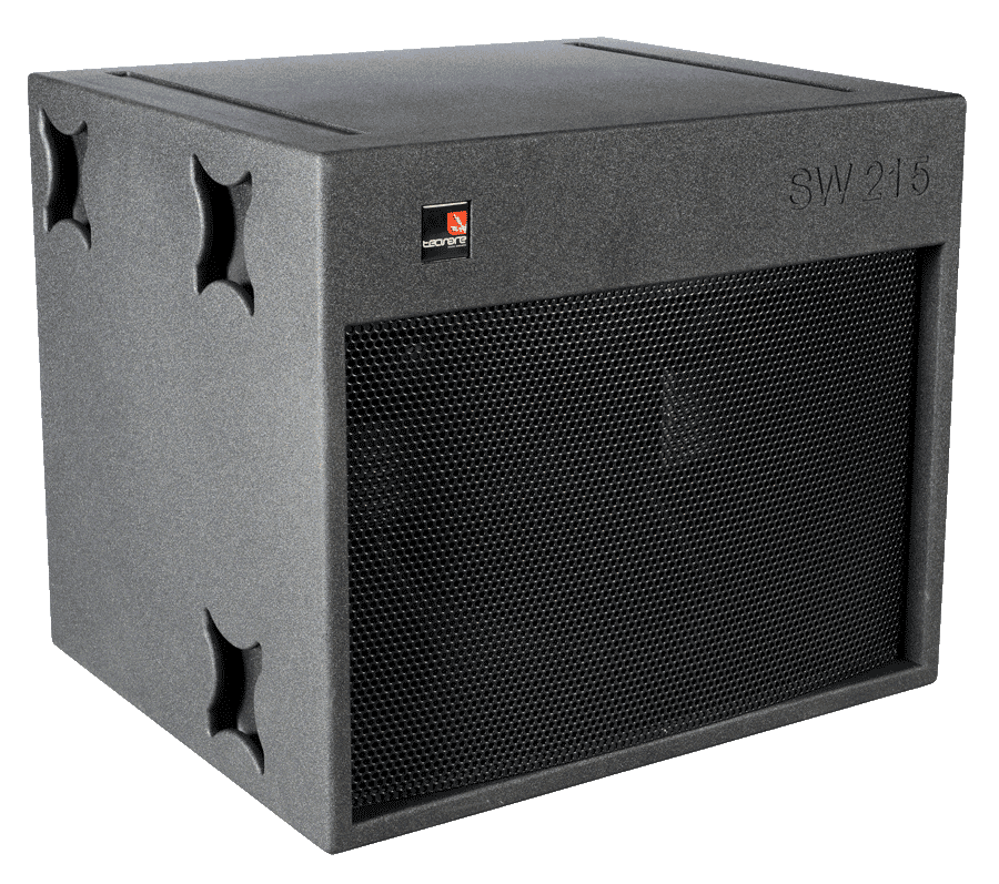 Tecnare SW215 Subwoofer right view