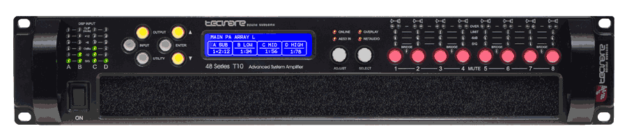 T-Series Digital Amplifiers 2