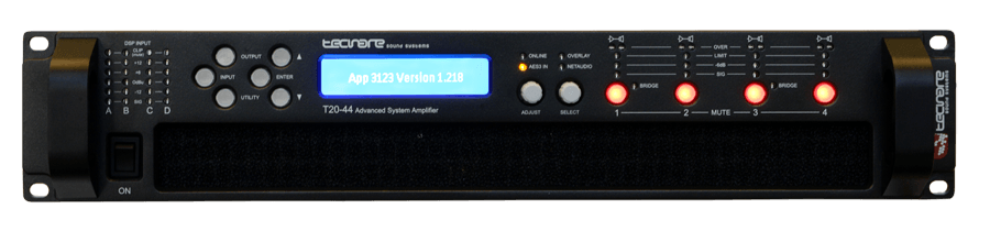T-Series Powerful Digital Amplifiers 2