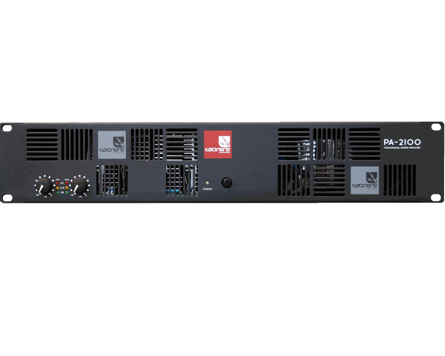 PA Series Analogical Amplifiers 2