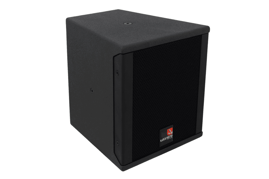 tecnare ibza6plus 6 inches coaxial loudspeaker, right perspective