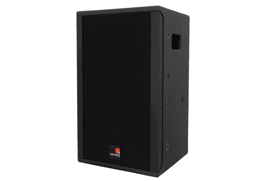 tecnare ibza8 full range 8 inches loudspeaker, left view