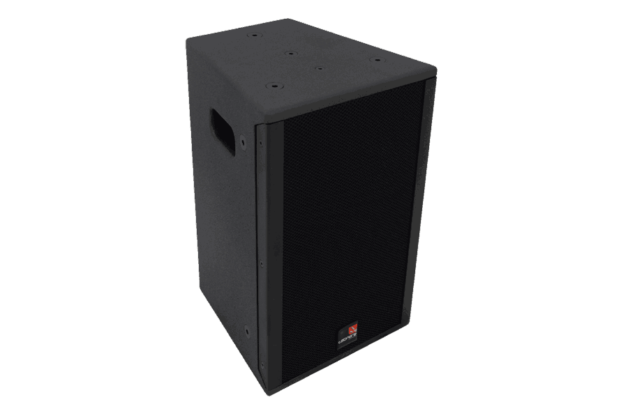 tecnare ibza8 full range 8 inches loudspeaker, right perspective