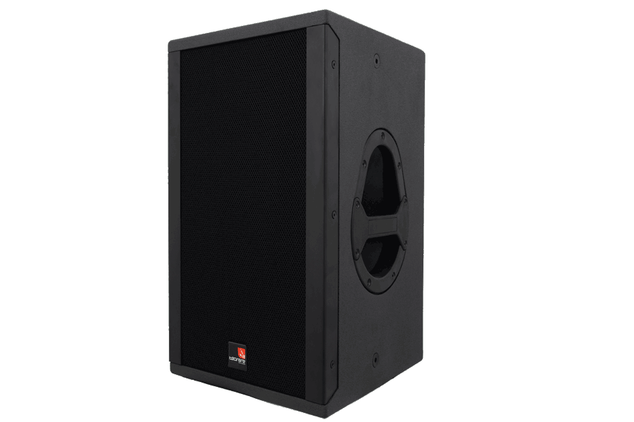 tecnare ibza10 full range 10 inches loudspeaker, left view
