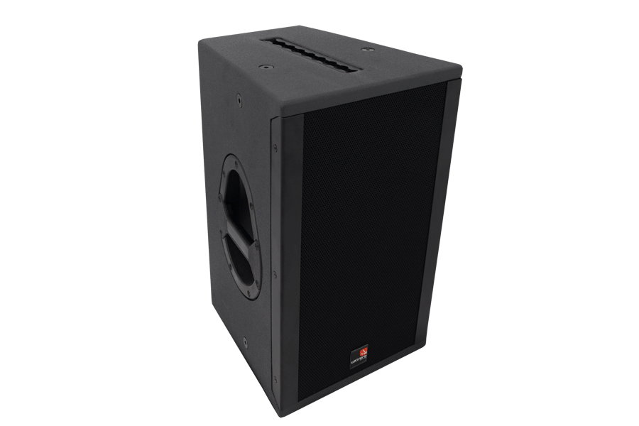 Tecnare Ibza !0 Full Range Loudspeaker, right perspective