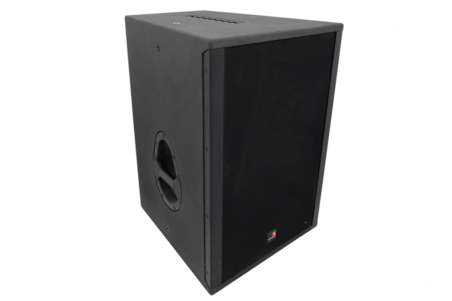 Tecnare Ibza15 Full Range Loudspeaker, right perspective