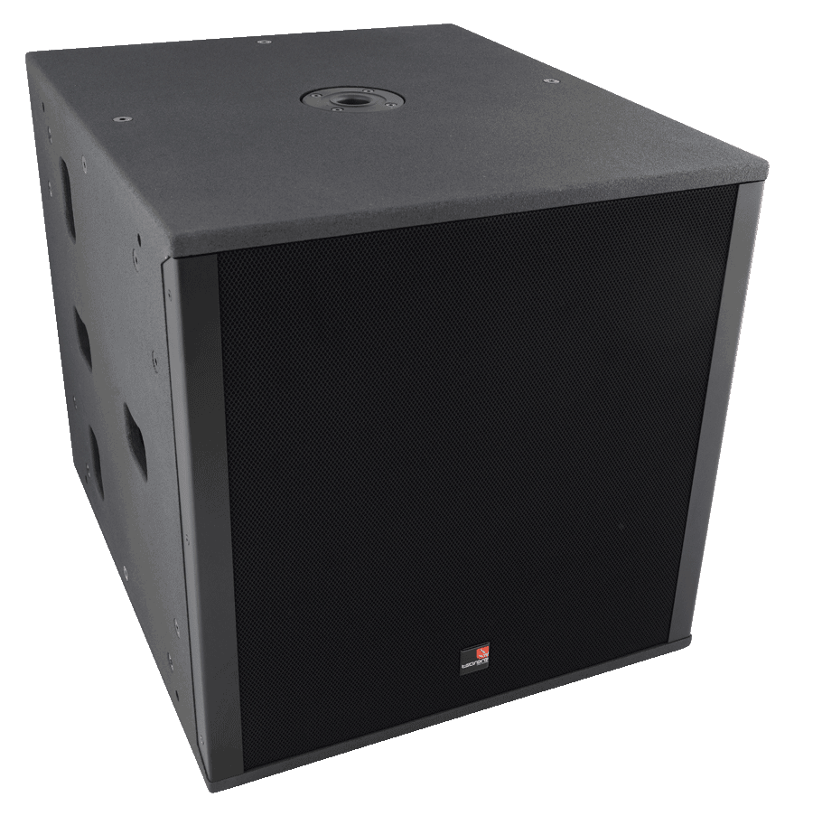 Tecnare SW118M Subwoofer right view