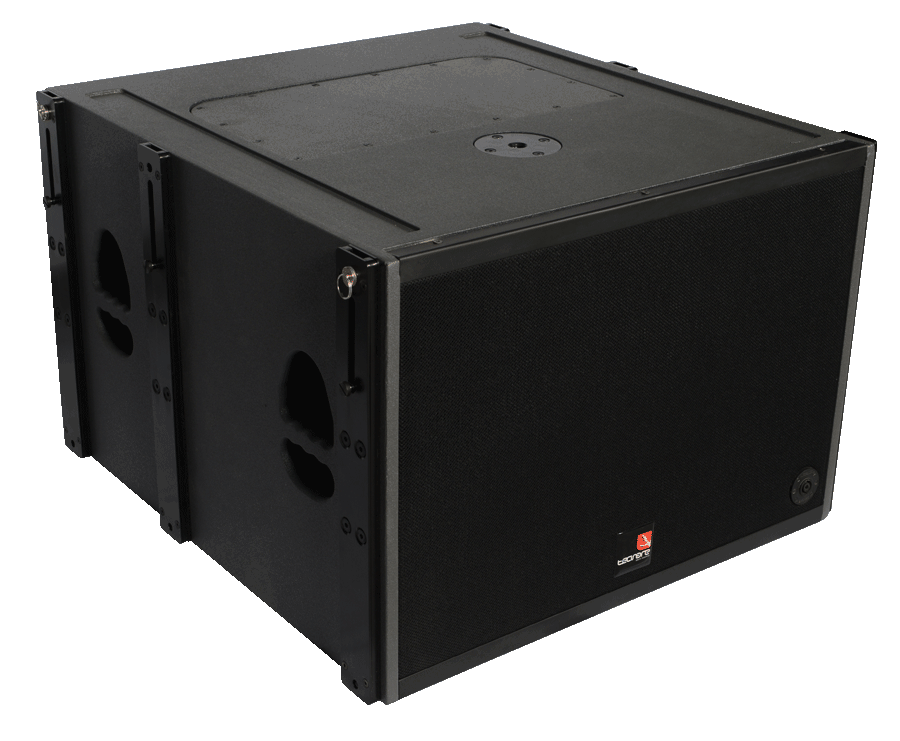 Tecnare SW18VR Subwoofer right view