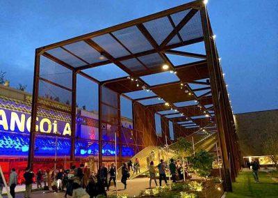 EXPO MILANO 2015 (ITALY), BRAZIL PAVILLION