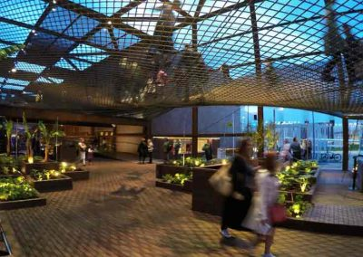 EXPO Milano 2015, Brazilian Pavillion 1