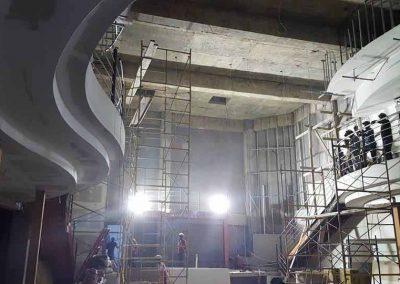 Kviar Show Disco Punta Cana, construction