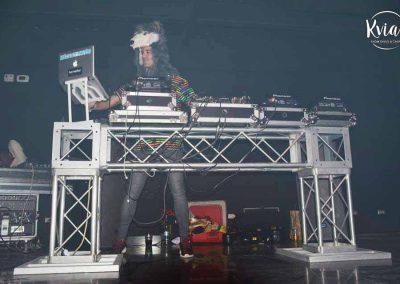 Kviar Show Disco Punta Cana, mickey pavon