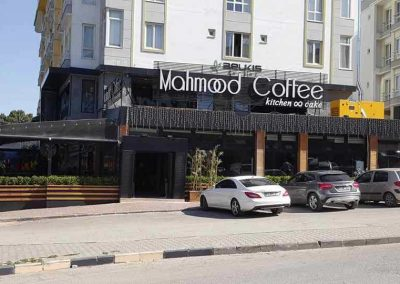 MAHMOOD COFFEE, Gaziantep, Turkey