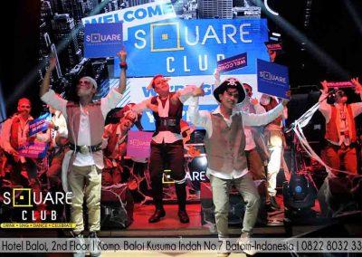 Square Club 25