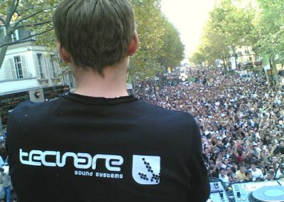 Technoparade Invaders (Paris, France), joachim garraud
