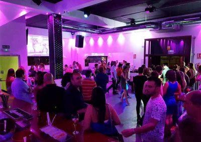 Pandora Music Club, Sevilla, Spain