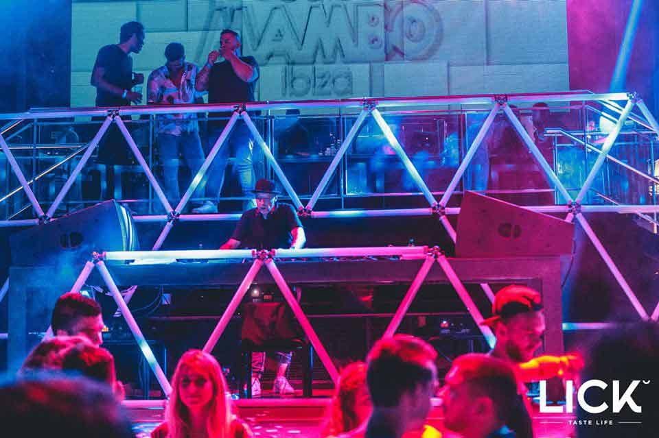 Lick Portugal, disco, tecnare sound systems