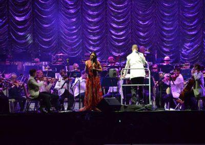 Royal Philharmonic Orchestra, Victoria Stadium (Gibraltar) 2