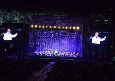 Royal Philharmonic Orchestra, Victoria Stadium (Gibraltar) 3