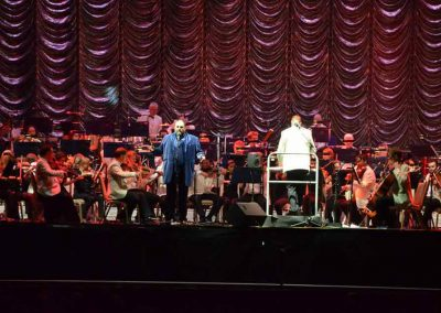 Royal Philharmonic Orchestra, Victoria Stadium (Gibraltar) 4