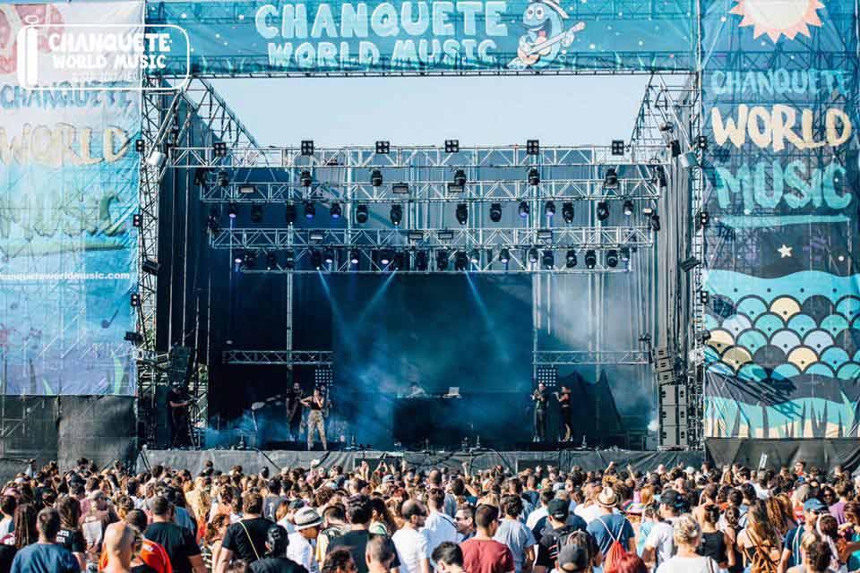 Chanquete World Music 23