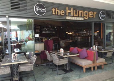 The Hunger Cafe & Brasserie 2