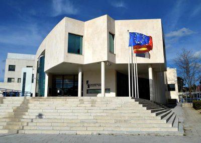 Joaquin Rodrigo Auditorium 2