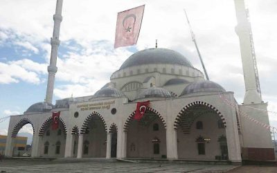 Coral Mosque