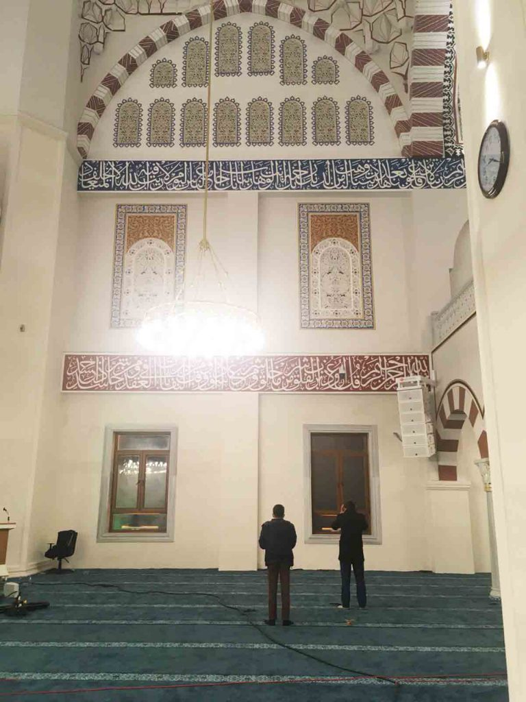 Coral Mosque 12