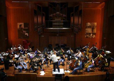 Joaquin Rodrigo Auditorium 8