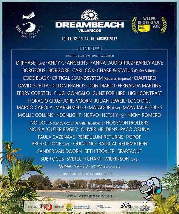 DreamBeach Villaricos 2017 10